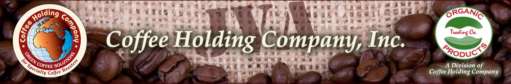 Coffee Holding Company - Great People Working Together... Bringing You Excellent Service and Superior Coffee!